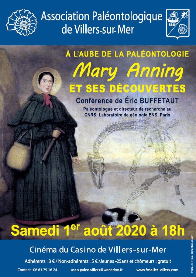 À l'aube de la paléontologie : Mary Anning et ses découvertes