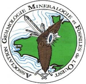 Partenaire : Association Gemmologie, Minéralogie et Fossiles de l`Ouest (AGMFO)