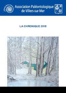 Chronique 2018